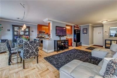 Bayside, Oakland Gardens Co-op For Sale: 18-05 215th St #11 D
