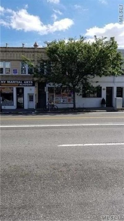 Douglaston, Little Neck Commercial For Sale: 253-06 Northern Blvd
