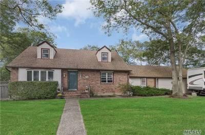 Selden Single Family Home For Sale: 77 Seminole