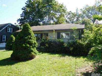 Ronkonkoma Single Family Home For Sale: 412 Collington Dr