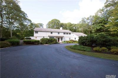 Smithtown Single Family Home For Sale: 122 Route 111