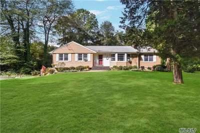 Huntington Single Family Home For Sale: 7 Robin Ln
