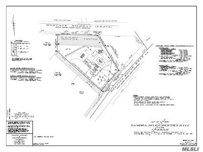 Westhampton Bch Residential Lots & Land For Sale: 120 Meeting House Rd