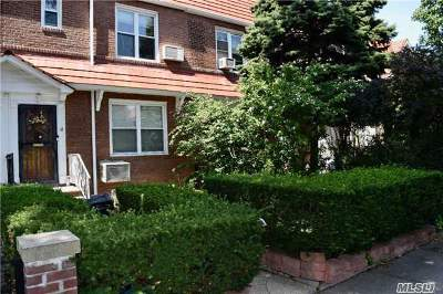 Jackson Heights Single Family Home For Sale: 32-38 77th St