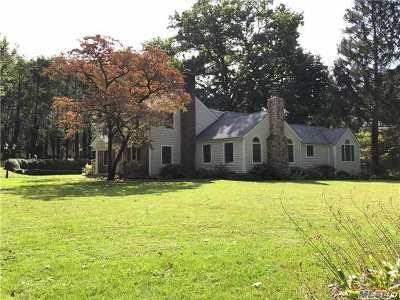 Port Washington Single Family Home For Sale: 1 Summit Rd