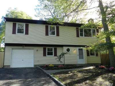 Sound Beach Single Family Home For Sale: 33 Block Island Dr