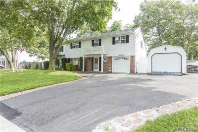 Sayville Single Family Home For Sale: 89 Julbet Dr