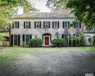 Single Family Home For Sale: 45 Mill River Rd