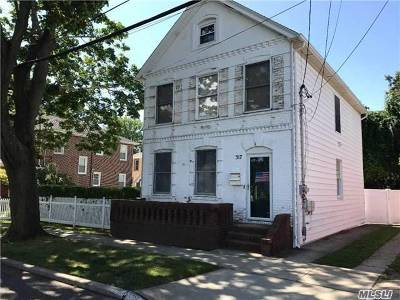 New Hyde Park Multi Family Home For Sale: 317 S 8th St