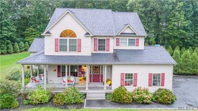 Miller Place Single Family Home For Sale: 12 Newport Ct