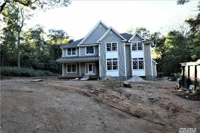 Single Family Home Under Contract: 72 Shore Rd