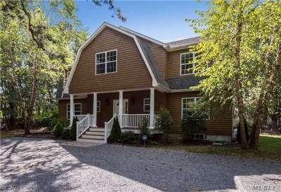 Southampton Single Family Home For Sale: 16 Bathing Beach Rd