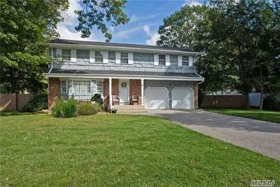 Nesconset Single Family Home For Sale: 33 Suburban Ln