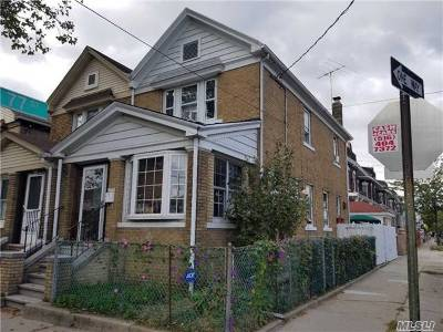 Woodhaven Single Family Home For Sale: 76-19 91st Ave