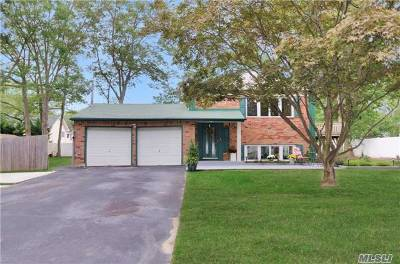 Ronkonkoma Single Family Home For Sale: 209 Pleasant St