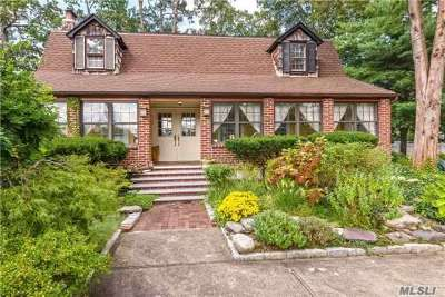 Syosset Single Family Home For Sale: 82 Muttontown Rd