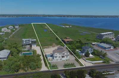 Westhampton Single Family Home For Sale: 546 Dune Rd