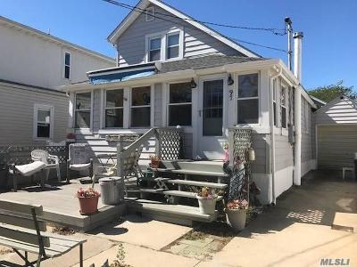 Point Lookout Single Family Home For Sale: 97 Cedarhurst Ave