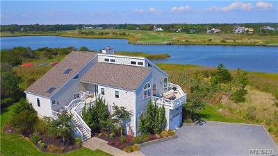 Quogue Single Family Home For Sale: 147 Dune Rd