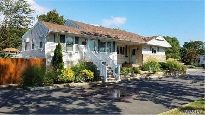 West Islip Single Family Home For Sale: 723 Montauk Hwy