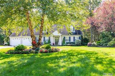 Medford Single Family Home For Sale: 17 Wrana Ln