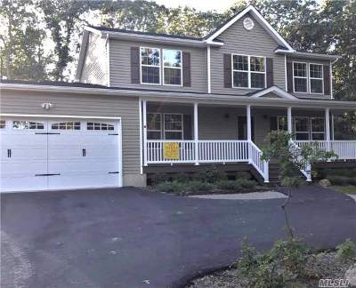 Setauket Single Family Home For Sale: 12 John Adams Ln