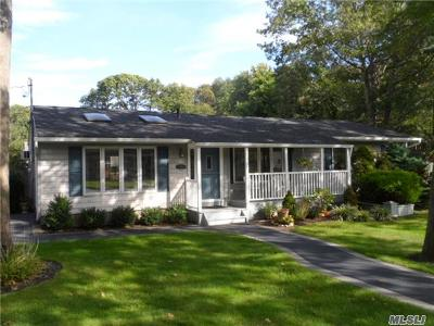 Ronkonkoma Single Family Home For Sale: 27 19th Ave