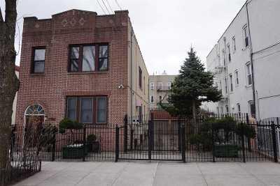Sunnyside Multi Family Home For Sale: 50-44 39th St
