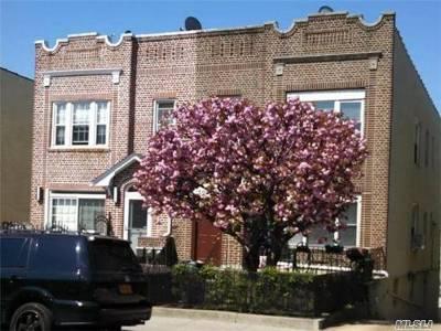 Sunnyside Multi Family Home For Sale: 50-58 42 St