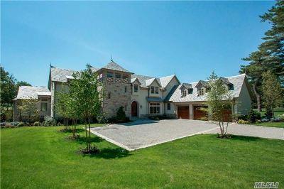 Jericho Single Family Home For Sale: 510 Cedar Swamp Rd