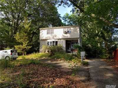 Wyandanch Single Family Home For Sale: 73 Willow St