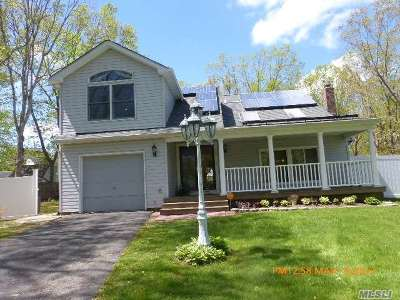 Coram Single Family Home For Sale: 9 Lake Placid Ct
