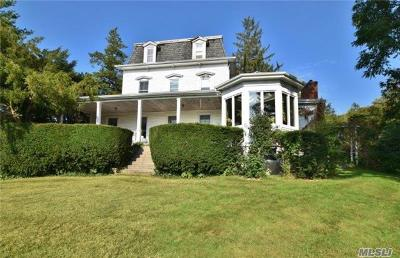 Northport Single Family Home For Sale: 3 Private Rd