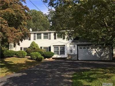 E. Setauket Single Family Home For Sale: 332 Sheep Pasture Rd