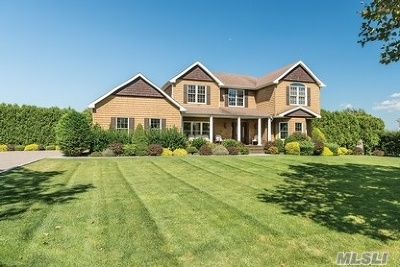 Water Mill Single Family Home For Sale: 12 Mill Farm Ln