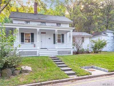 Roslyn Single Family Home For Sale: 91 E Broadway