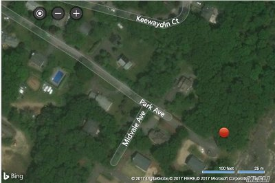 Pt.jefferson Sta Residential Lots & Land For Sale: Lot 12 Park Ave