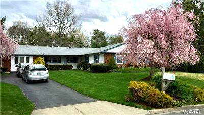 S. Setauket Single Family Home For Sale: 6 Arrington Ct