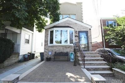 Middle Village Single Family Home For Sale: 66-48 Gray St