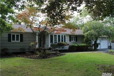 Farmingville Single Family Home For Sale: 54 Woodbury Rd