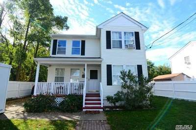 Copiague Single Family Home For Sale: 254 40th St