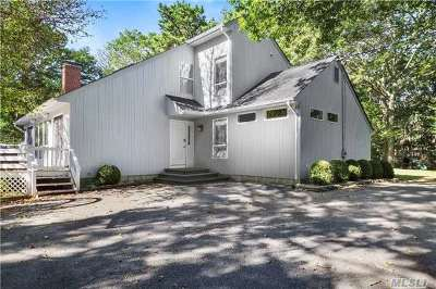 East Hampton Single Family Home For Sale: 22 Towhee Trl