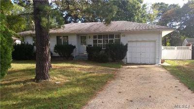 Bay Shore Single Family Home For Sale: 66 E Lakeland St
