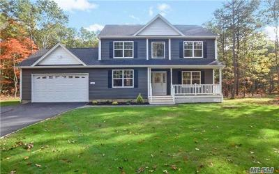 Medford Single Family Home For Sale: Lot 36 N Service Rd