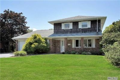 Smithtown Single Family Home For Sale: 67 Carnegie Dr