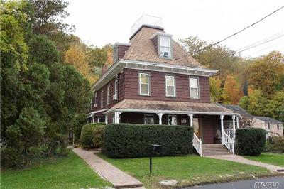 Mt. Sinai Single Family Home For Sale: 4 Old Post Rd