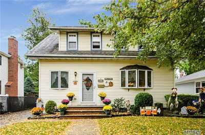 Lynbrook Single Family Home For Sale: 54 Rolling St