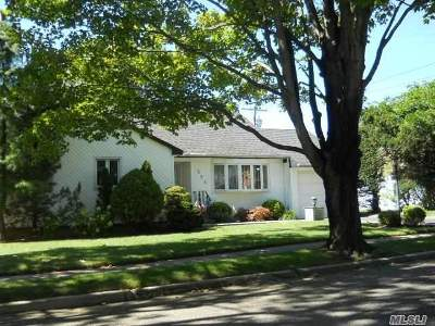 East Meadow Single Family Home For Sale: 594 Polk Pl