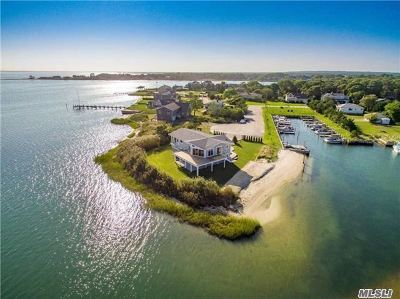 Hampton Bays Single Family Home For Sale: 7 Nautilus Ct