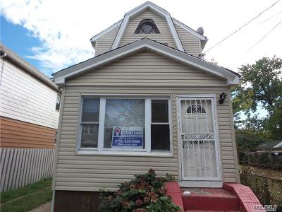 Single Family Home For Sale: 139-24 Glassboro Ave